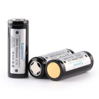 Keeppower 26650 5200mAh с защитой