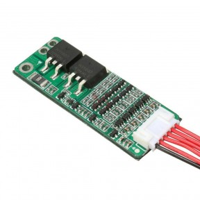 PCB (BMS) 5S 15А контроллер