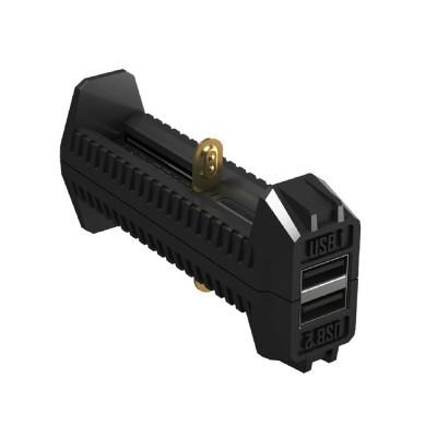 Nitecore F2 зарядное устройство