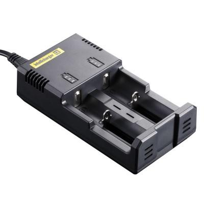 Nitecore i2 new зарядное устройство