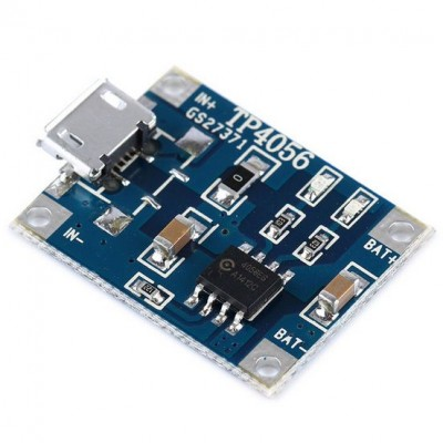 TP4056 зарядное устройство