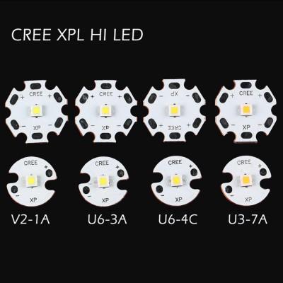 Светодиод CREE XPL HI 16 / 20 мм