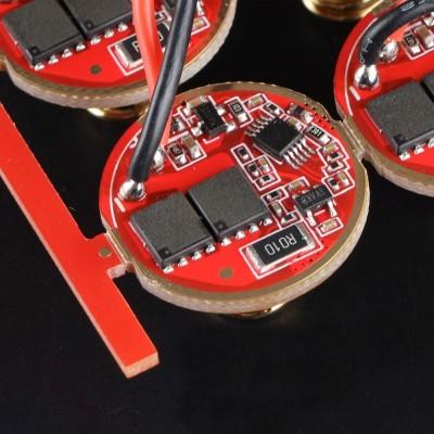 Драйвер 22мм 12 групп режимов для SST40