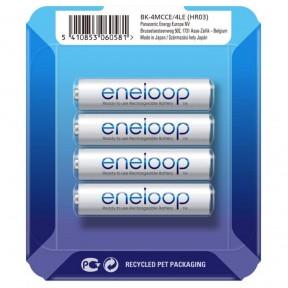 Panasonic Eneloop AAA 800mAh 4шт