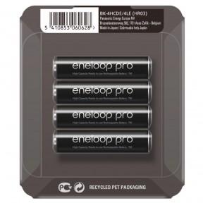 Panasonic Eneloop Pro AAA 930mAh 4шт