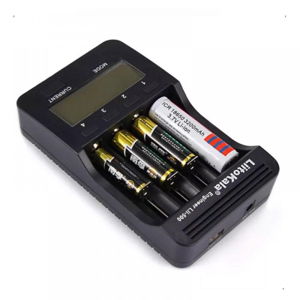 Правильная зарядка новой li-lon батареи
